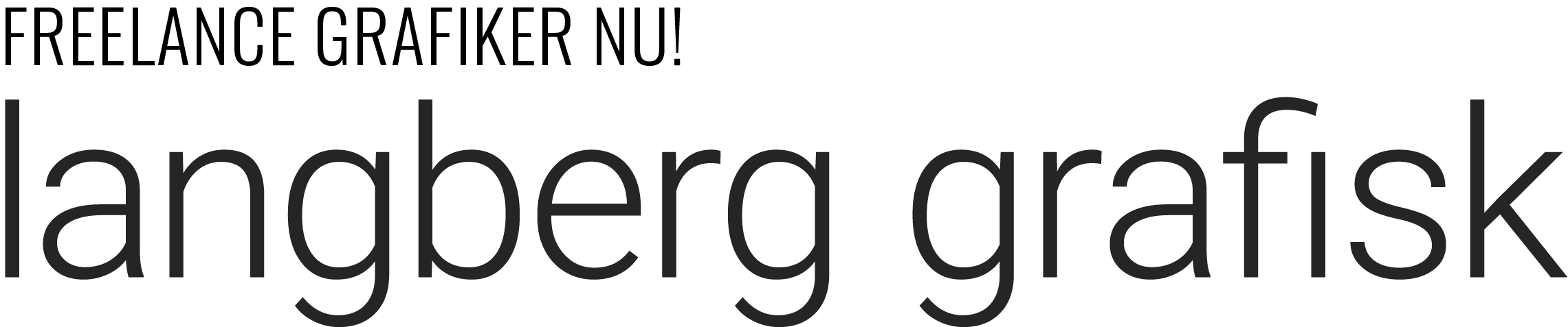 LANGBERG GRAFISK