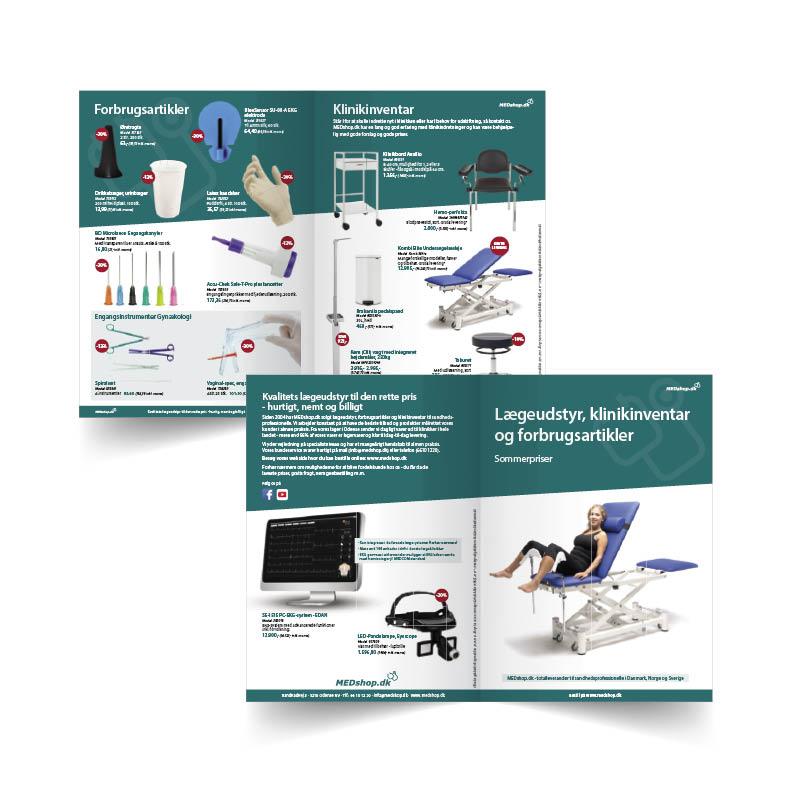 Design og rentegning af poster