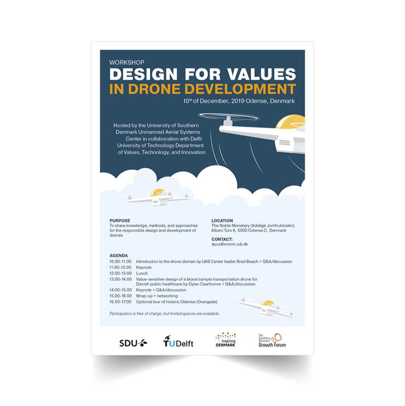 Design og rentegning af etiketter