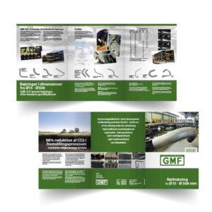 Design og rentegning af folder