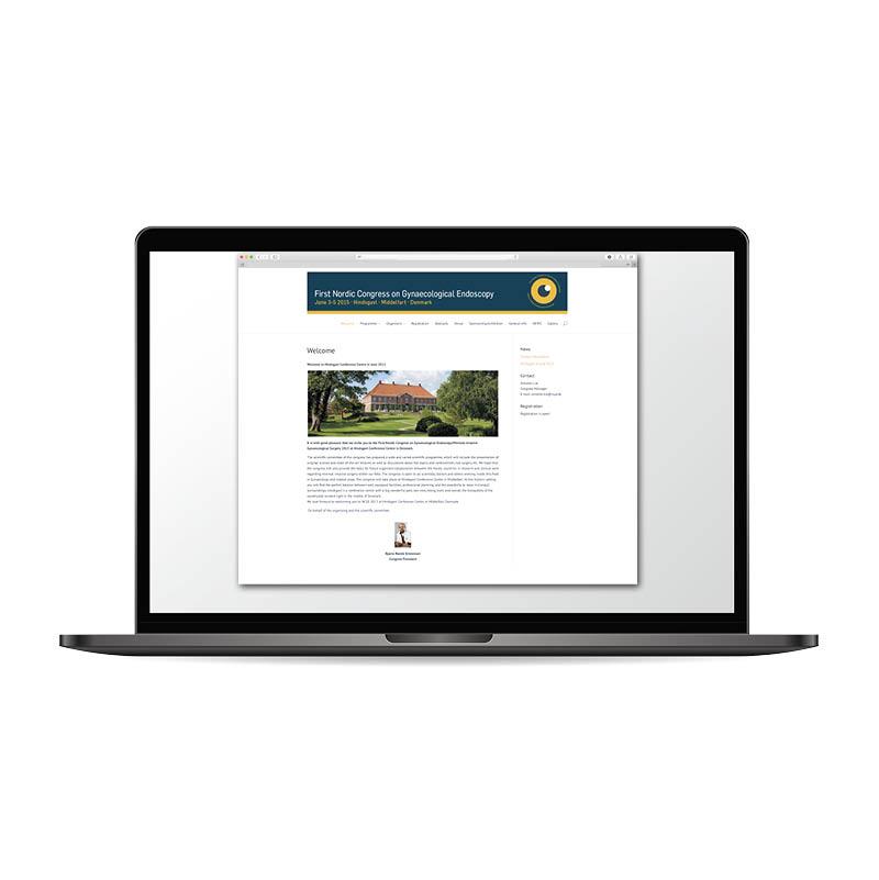 Hjemmeside-OUH