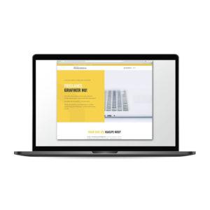 Hjemmeside-freelance