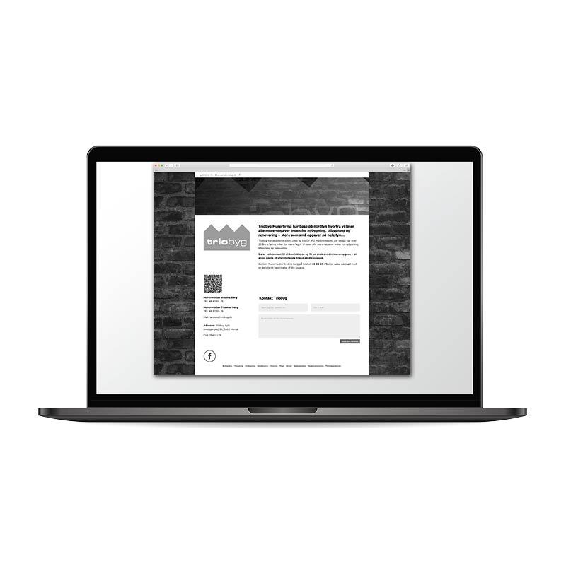 Hjemmeside-murer