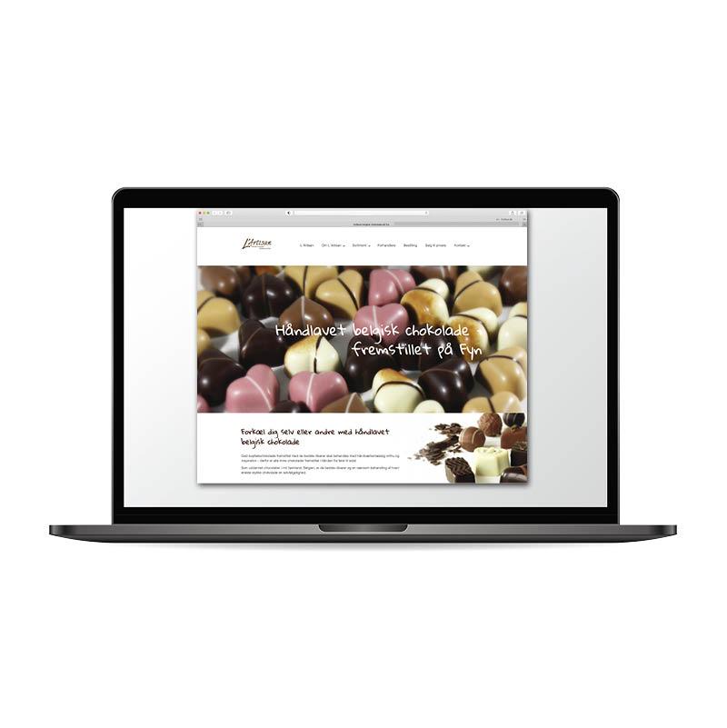 Hjemmeside-lartisan