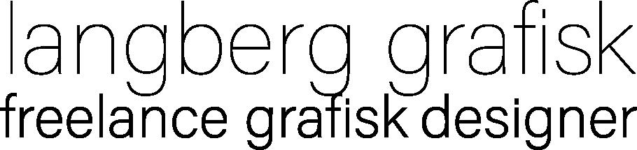 LANGBERG GRAFISK DESIGN